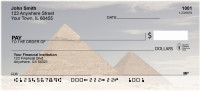 Egyptian Monuments Personal Checks | AFR-11