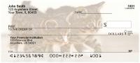 Cute Kittens Top Tear Personal Checks