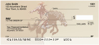 Cowboys Cowgirls Love Personal Checks | BBA-02