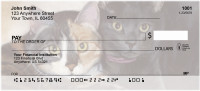 Affectionate Cats Personal Checks
