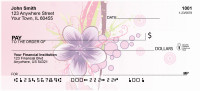 Sassy Flower Fashions Personal Checks | BBD-33