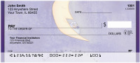 Shoot For The Moon Personal Checks
