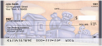 Fun On The Rails Personal Checks | BBH-69