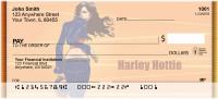 Harley Hottie Personal Checks