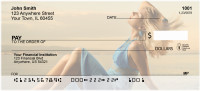 Contemporary Pinups Personal Checks | FUN-18