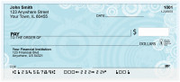 Cool Blues Personal Checks | GEP-23