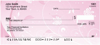 Hot Pink Nights Personal Checks | GEP-27