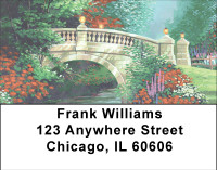 Kincade Inspired Address Labels | LBBBC-80