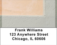 Adobe And Concrete Address Labels | LBBBD-37