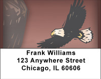 Eagle Ways Address Labels | LBBBD-74