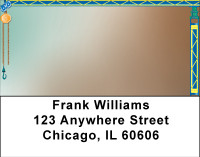 Pulley Strength Address Labels | LBBBE-84