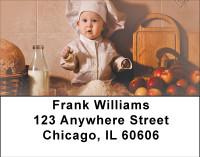 A Future Chef Address Labels