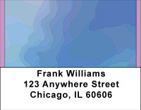 Pastel Waters Address Labels | LBBBG-68