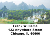 Vietnam Today Address Labels | LBMIL-50