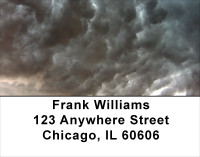 StormClouds Address Labels | LBNAT-62