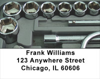 It's All About The Tools Address Labels | LBPRO-21