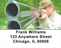 Ready Aim Fire Address Labels | LBPRO-38