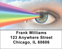 Eyes Of Pride Address Labels | LBQBE-22