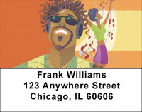 Sound Address Labels | LBQBF-15