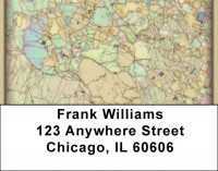 Stoned Address Labels | LBZABS-04