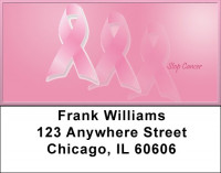 Stop Cancer Address Labels | LBZCHA-06