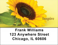 Day Brighteners Address Labels | LBZFLO-43