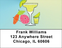 Coctails - Classic Favorites Address Labels | LBZFOD-17