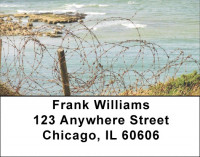 WWII Remembered Address Labels | LBZMIL-52
