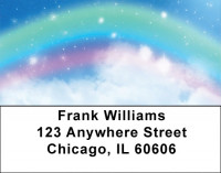 Rainbow Moments Address Labels | LBZSCE-53