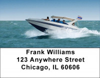 Boating Bonanzas Address Labels | LBZTRA-39