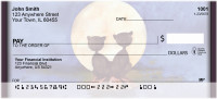 Catty Couples Personal Checks