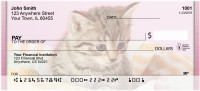 Playful Perky Kittens Personal Checks | QBA-94