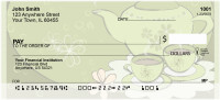 Royal Tea Party Personal Checks | QBH-39