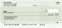 Linen And Lace Personal Checks