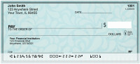 Blue Water Inspirations Personal Checks | QBR-98