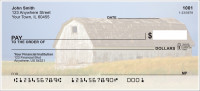 Barns on the Prairie Personal Checks | SCE-05