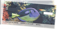 Tropical Fish Side Tear Personal Checks | STANI-01
