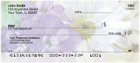 Colorful Floral Bouquets Personal Checks | ZFLO-09