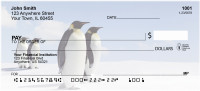 Love Birds Dance Of Love Personal Checks | ZLOV-03