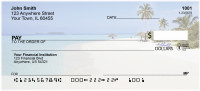 Paradise Awaits You Personal Checks | ZSCE-23