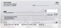 Wintered Foothills Personal Checks | ZSCE-49