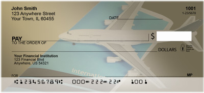 International Travel Personal Checks | BBD-41
