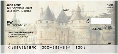 Old World Castles Personal Checks | BBG-70
