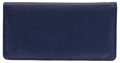 Navy Leather Side Tear Cover | CLS-BLU01