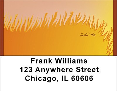When Your Hot Your Hot Address Labels | LBBBC-28
