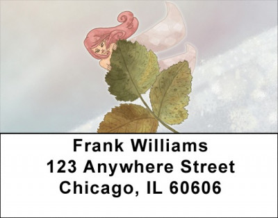 Fairy Fun Address Labels | LBZFUN-26