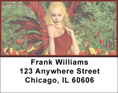 Fairy Fantasy Address Labels | LBZFUN-30