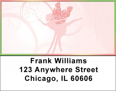 Magic In The Air Address Labels | LBZFUN-33