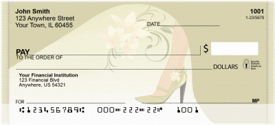 Shoe Fashions Personal Checks | QBD-71