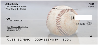 Home Run Personal Checks | SPO-32